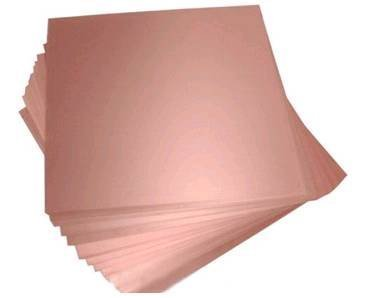 100x210 Double side FR4 copper clad