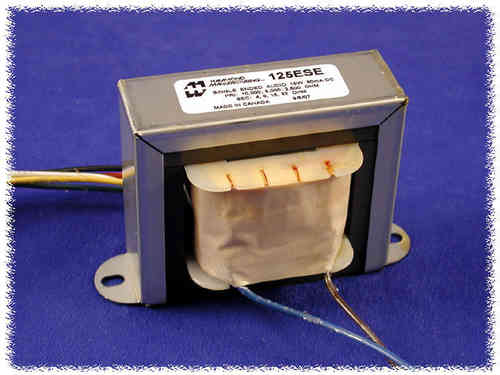 Output transformer Hammond 125ESE on