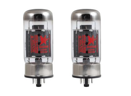 SOVTEK 6550WE, matched pair