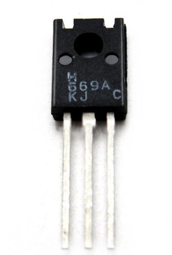 HS669AC / H669A C NPN TO-126ML